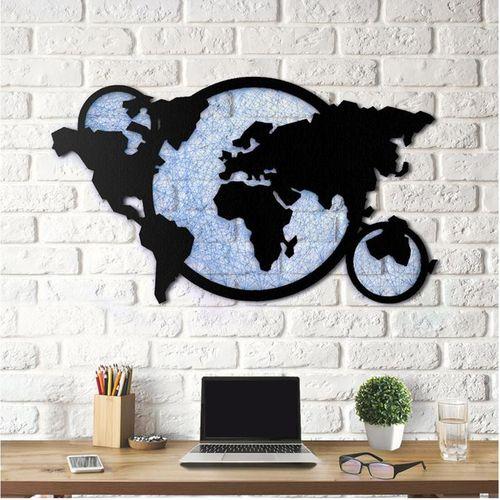 تابلو دیواری آتینو طرح کره زمین