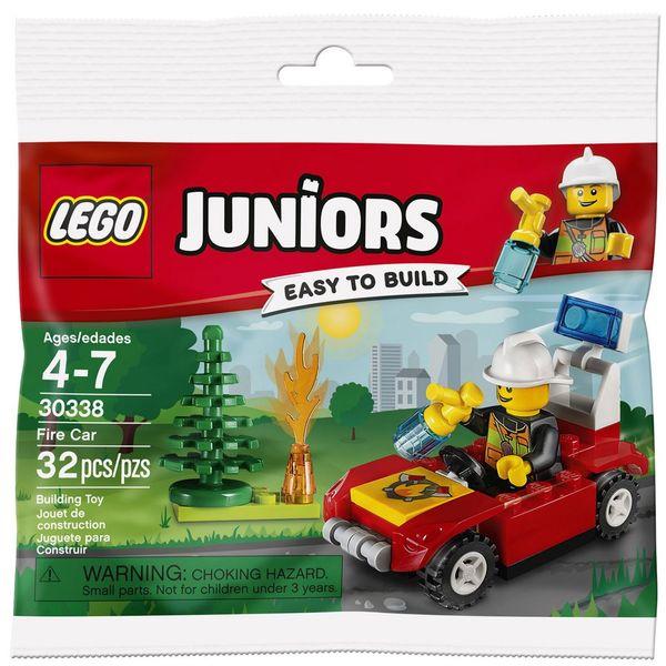 لگو سری Juniors مدل Fir Car 30338