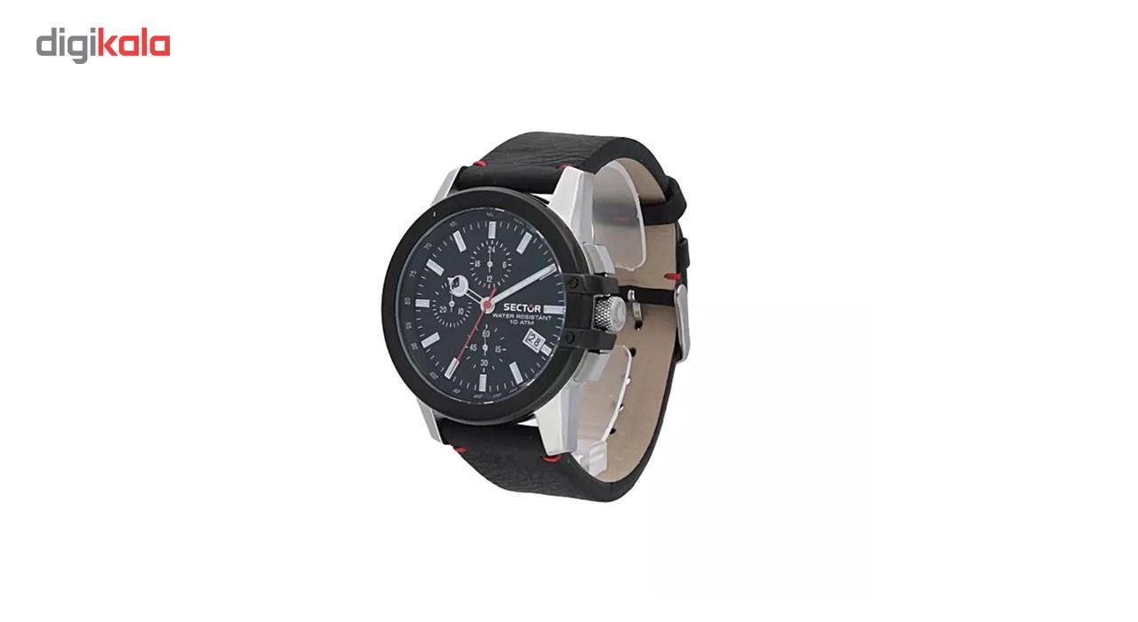 ساعت مچی عقربه ای  سکتور مدل 480-3271797004