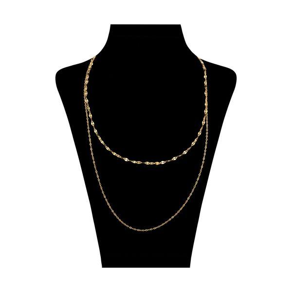 زنجیر طلا 18 عیار زنانه مایا ماهک مدل MM1268