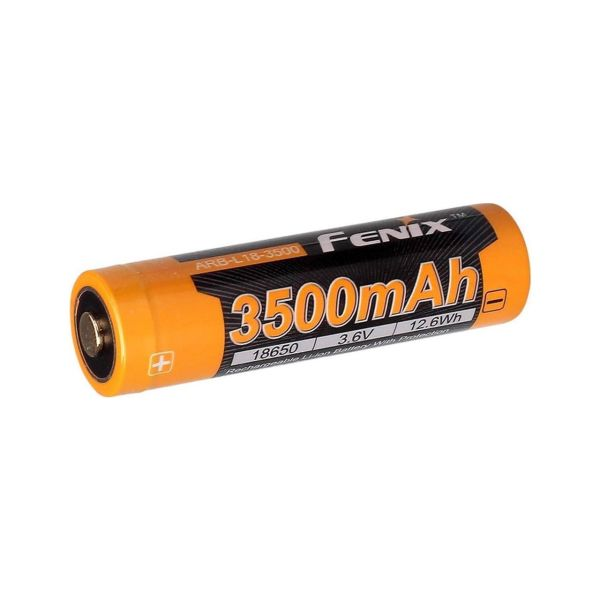 باتری قابل شارژ  فنیکس 18650 کد ARB-L18-3500