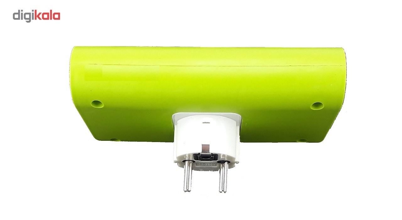مبدل برق و شارژر دیواری چوانکسین مدل NO C1
