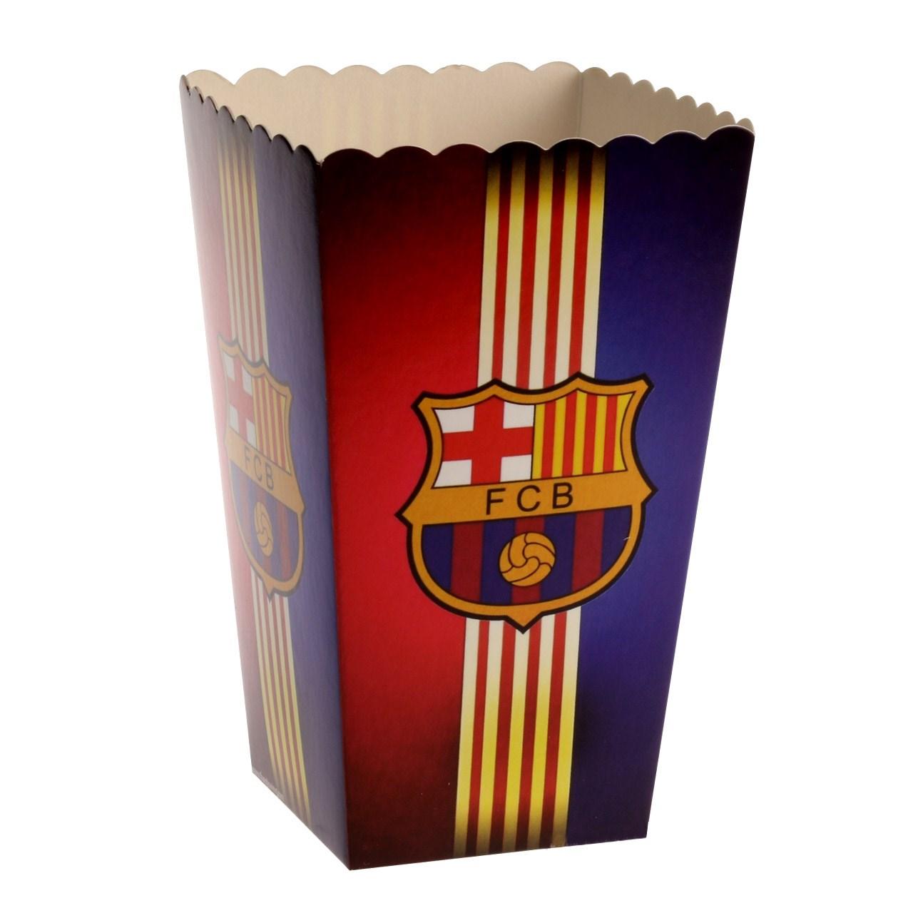 ظرف یکبار مصرف ستاره رنگارنگ مدل بارسلونا  بسته 10 عددی
