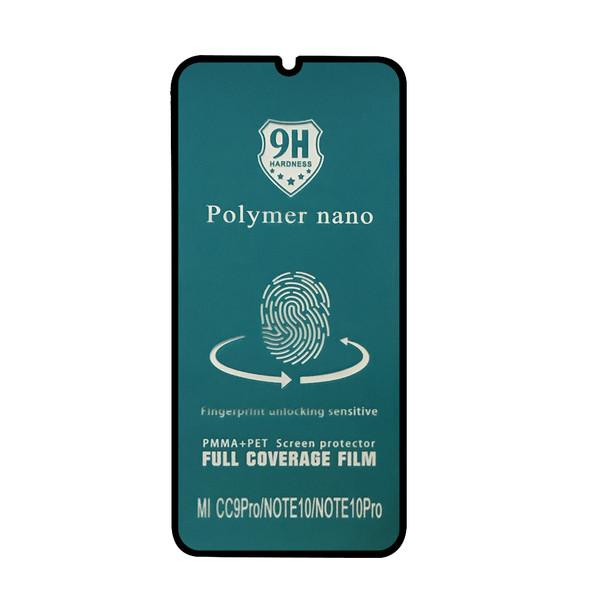 محافظ صفحه نمایش 9D مدل CR-A105 مناسب برای گوشی موبایل شیائومی Redmi CC9 Pro/Note 10/Note 10 Pro