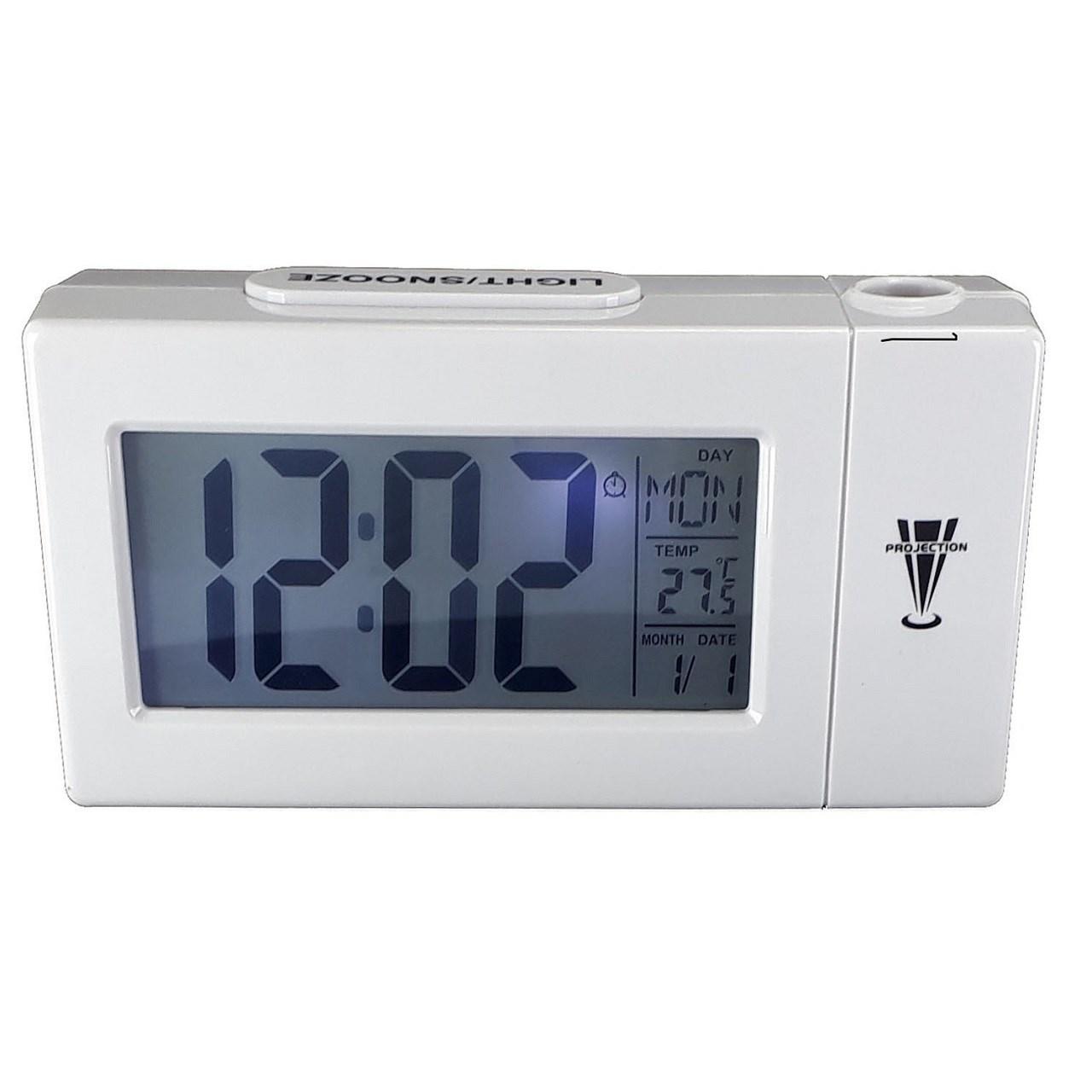 خرید ساعت رومیزی پروجکشن مدل DS-618