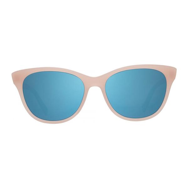 عینک آفتابی اسپای سری Spritzer مدل Matte Transucent Blush/Gray Light Blue Spectra