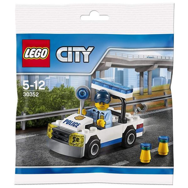 لگو سری City مدل Police Car 30352