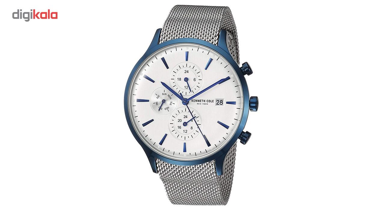 خرید ساعت مچی عقربه ای مردانه کنت کول مدل KC15181007