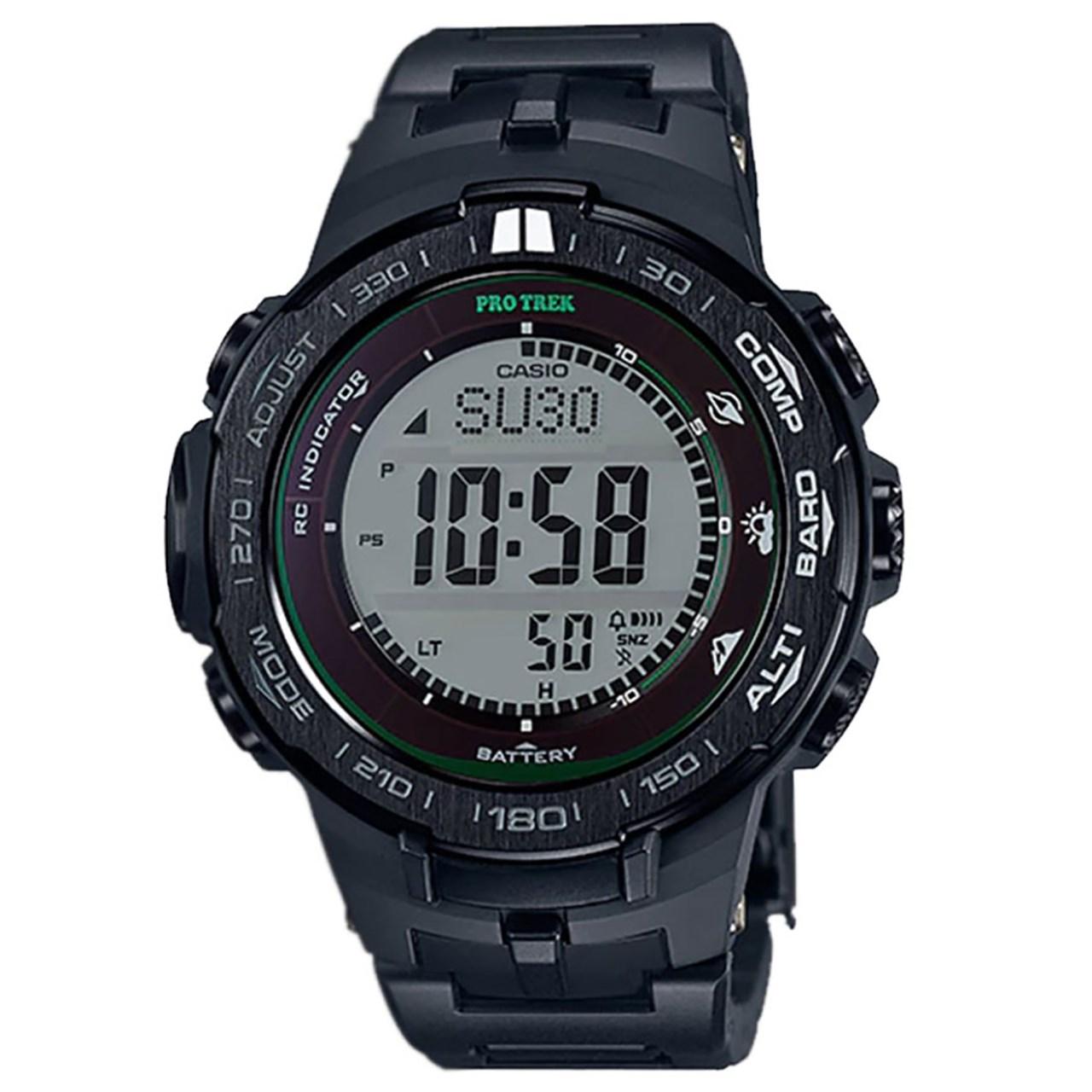 ساعت مچی دیجیتالی  مردانه  کاسیو پروترک مدل PRW-3100FC-1DR 35