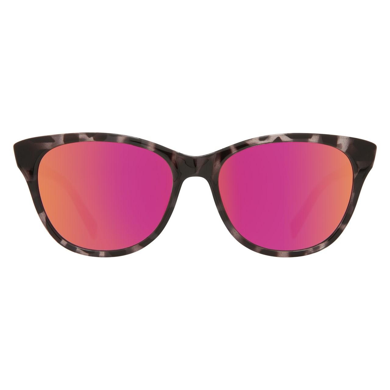 عینک آفتابی اسپای سری Spritzer مدل Black Tort/Pink Spectra