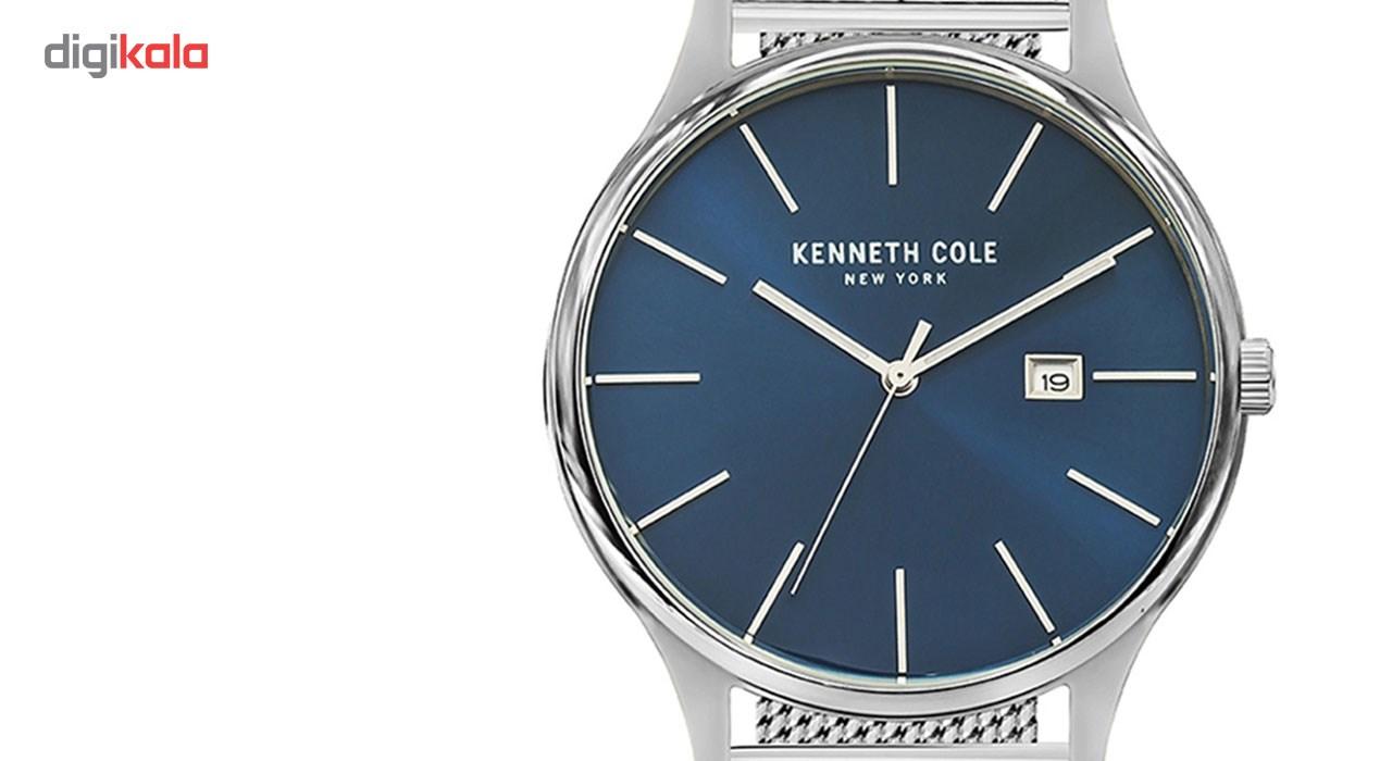 ساعت مچی عقربه ای مردانه کنت کول مدل KC15096004