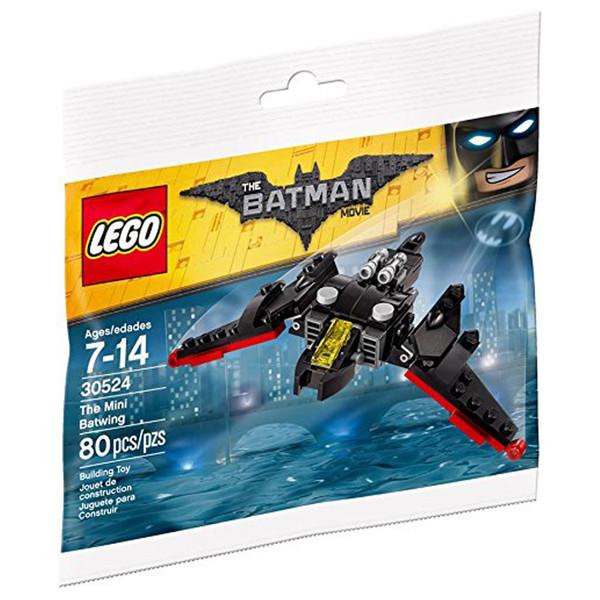لگو سری Batman مدل The Mini Batwing 30524