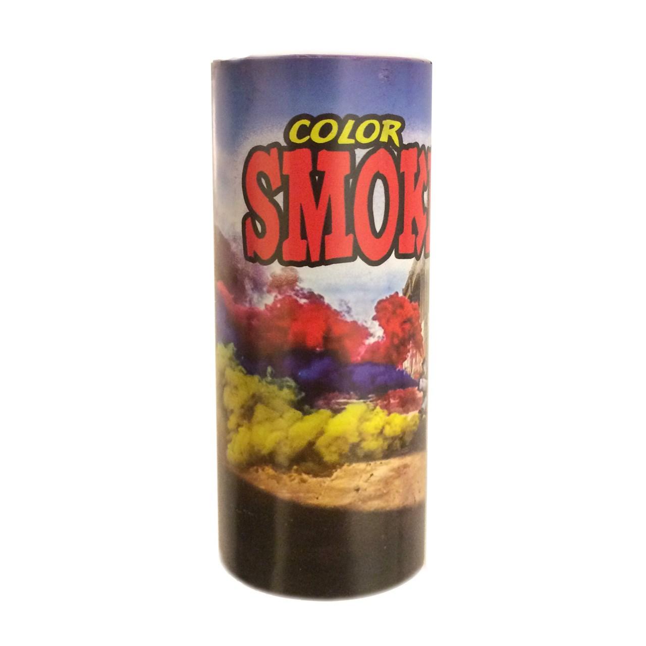 عکس دود رنگی بانیبو مدل Color Smoke