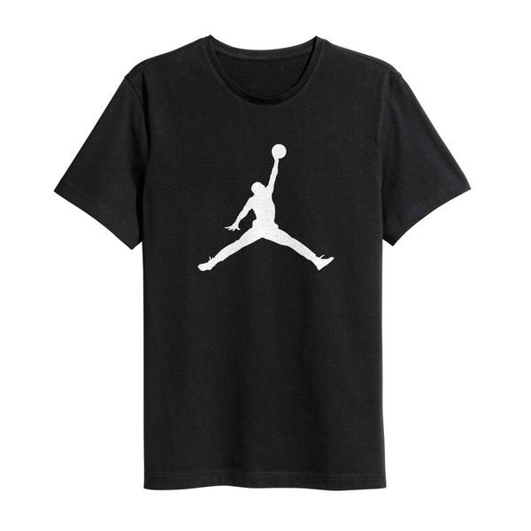 تی شرت نخی ورزشی سام آرت مدل مایکل جردن کد 219