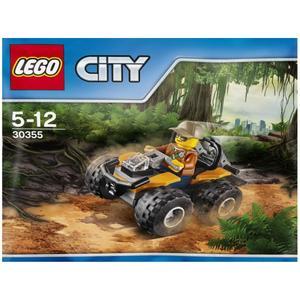 لگو سری City مدل Jungle ATV 30355