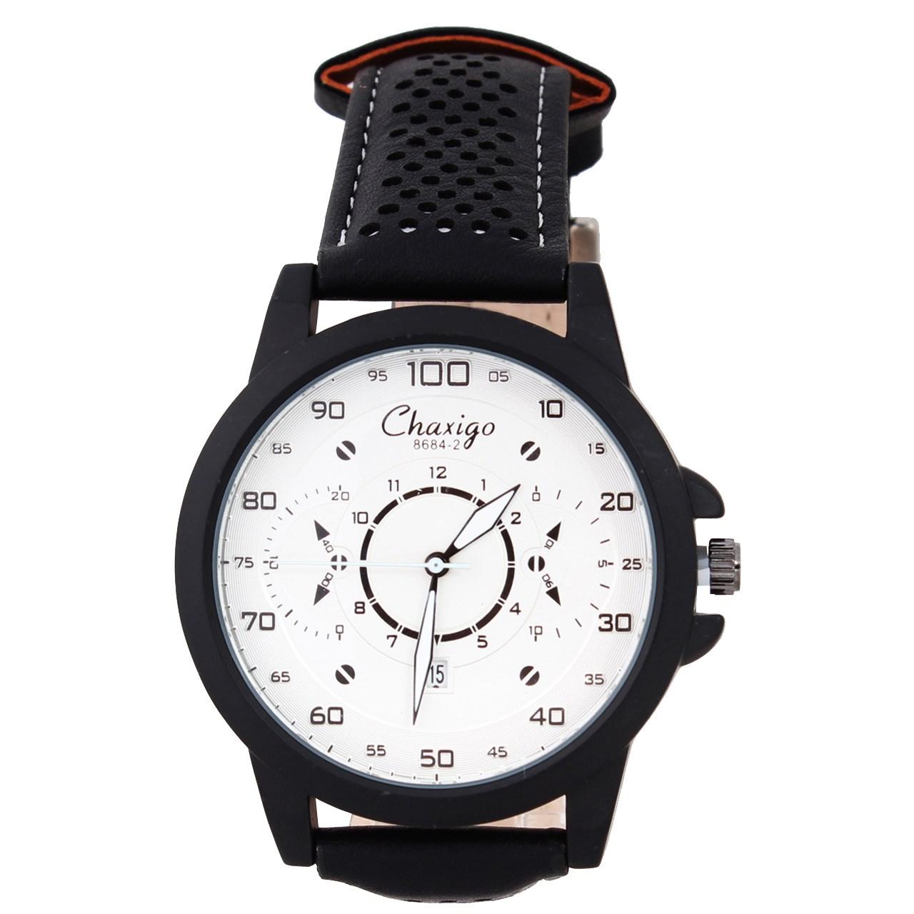 ساعت مچی عقربه ای  چاکسیگو مدل 7601