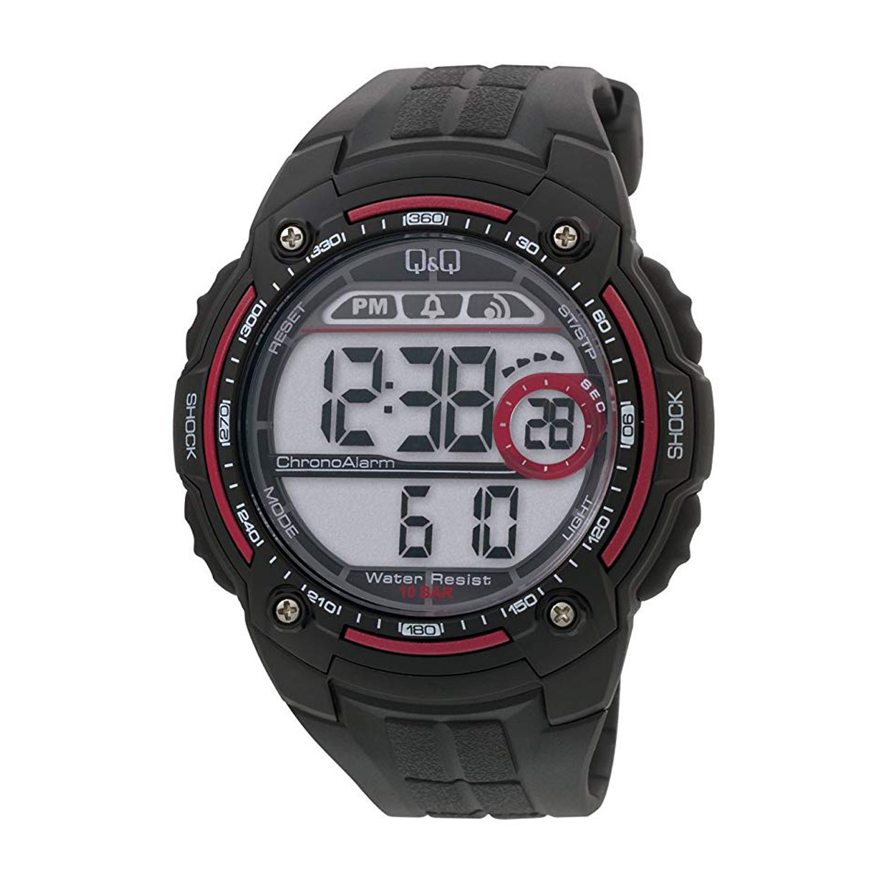 ساعت مچی دیجیتال مردانه کیو اند کیو مدل M075J002Y             قیمت