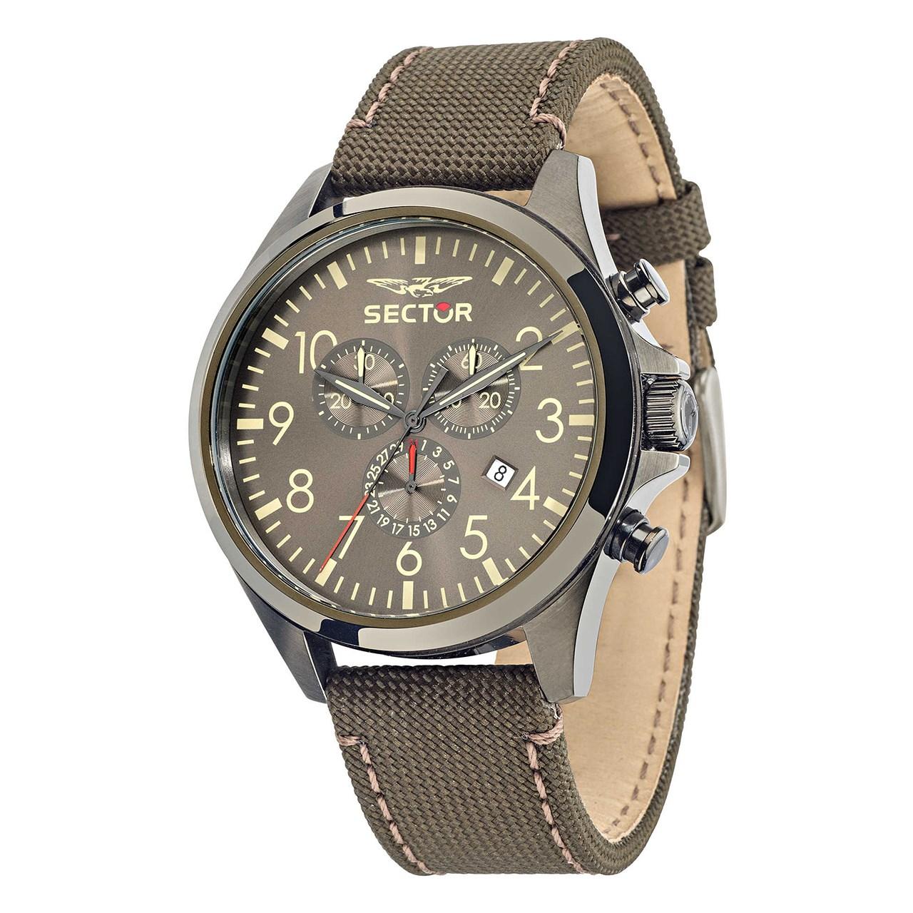 ساعت مچی عقربه ای مردانه  سکتور مدل 180-3271690021