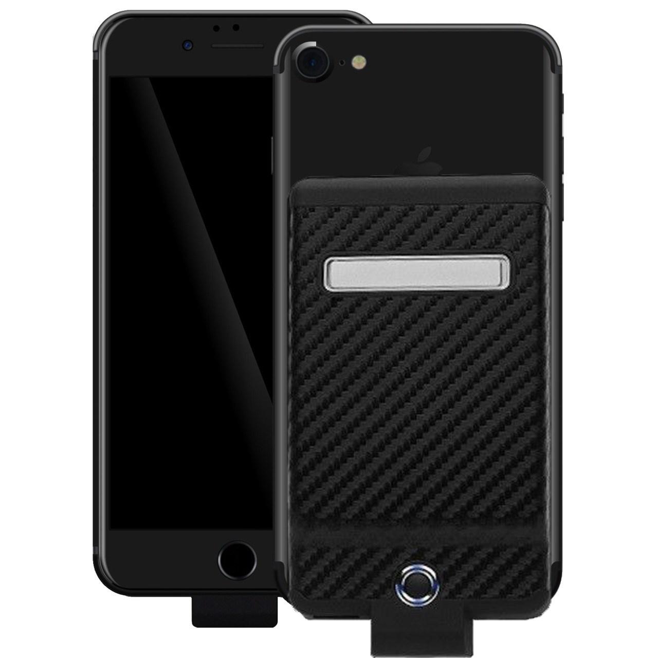 قیمت شارژر همراه ویکآپ ورلد مدل Back Clip Power ظرفیت 8000 میلی آمپر ساعت مناسب برای iphone 6