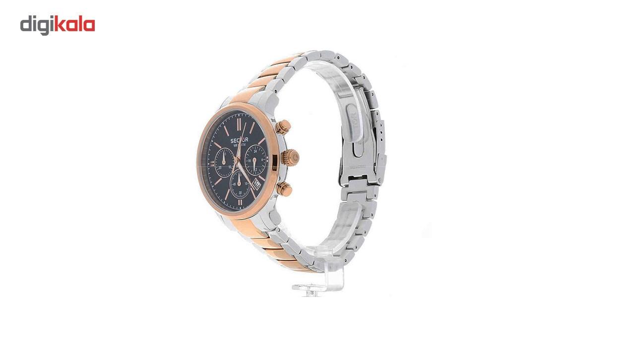 ساعت مچی عقربه ای  سکتور مدل 640-3273693001