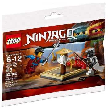 لگو سری Ninjago مدل CRU Masters Training Grounds 30425
