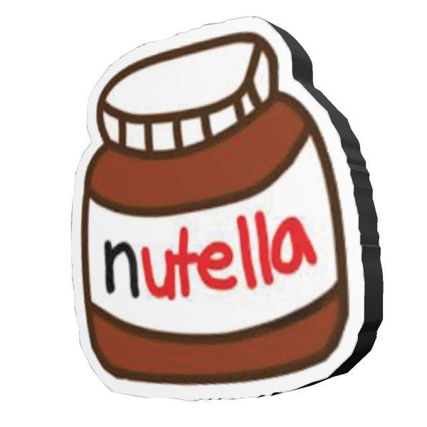 استیکر چوبی  بانیبو مدل Nutella02