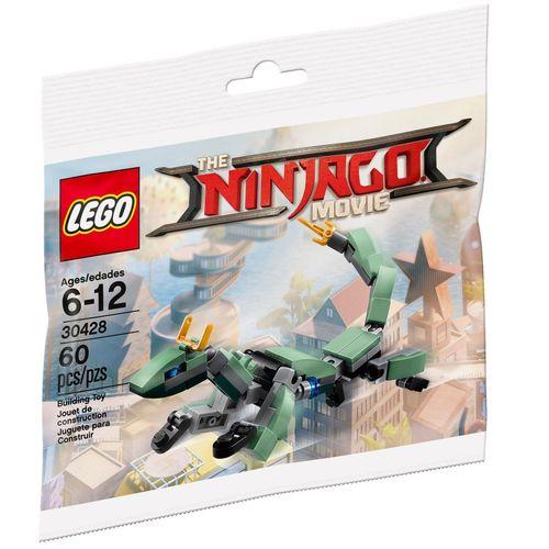 لگو سری Ninjago مدل Green Ninja Mech Dragon 30428