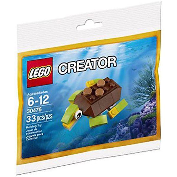 لگو سری Creator مدل Happy Turtle Bagged 30476