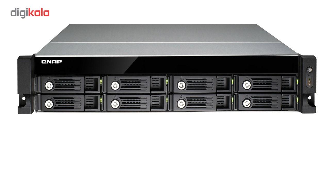 ذخیره ساز تحت شبکه کیونپ مدل TS-853BU-RP-4G