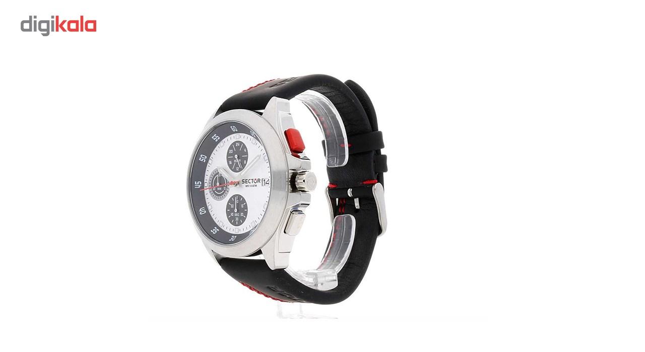 خرید ساعت مچی عقربه ای سکتور مدل 720-3271687003