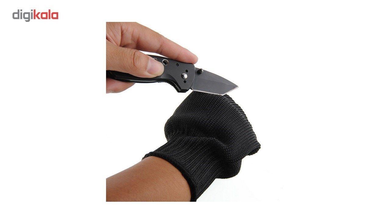 دستکش ضد چاقو مدل org main 1 4