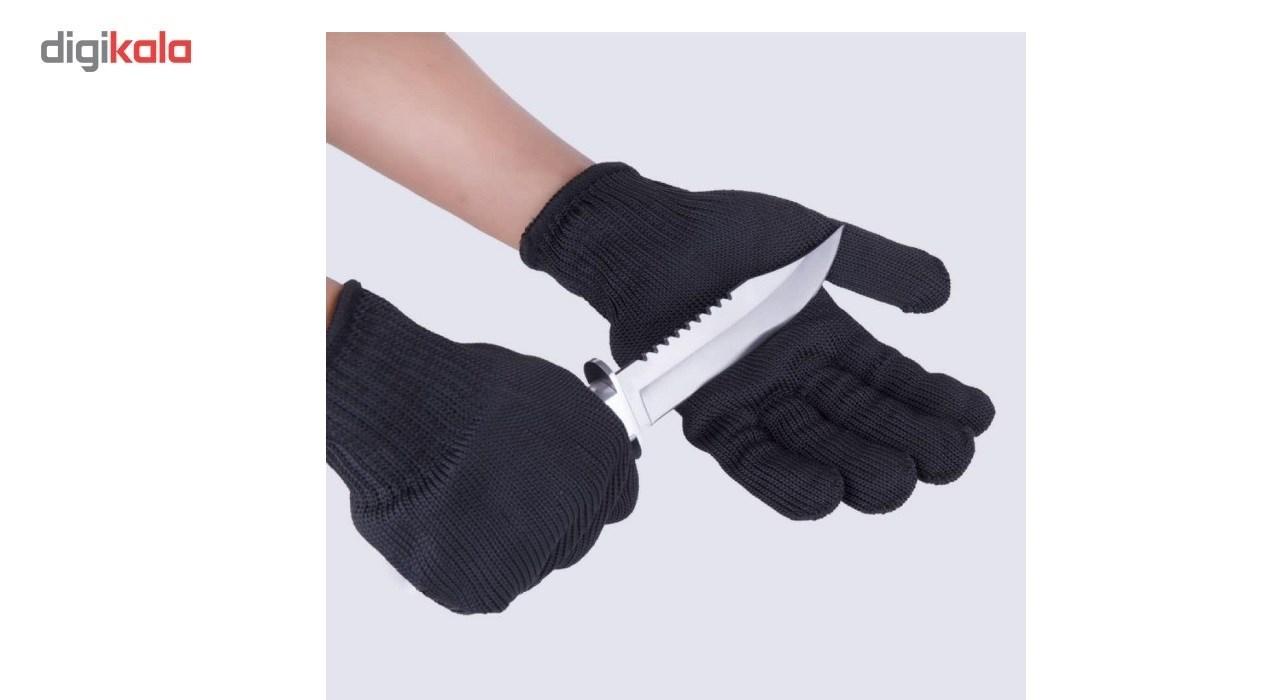 دستکش ضد چاقو مدل org main 1 1