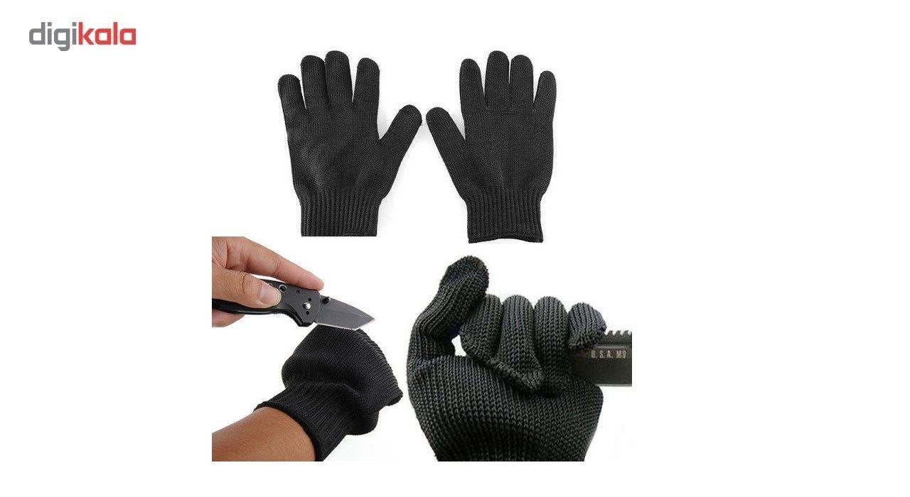 دستکش ضد چاقو مدل org main 1 2