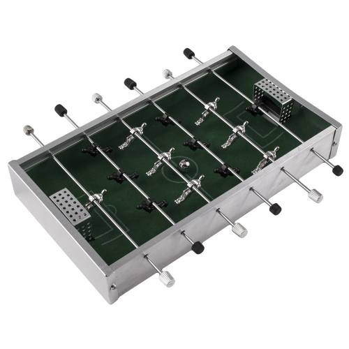 فوتبال دستی فلزی مدل ALUMINIUM MINI CALCIO BALILLA