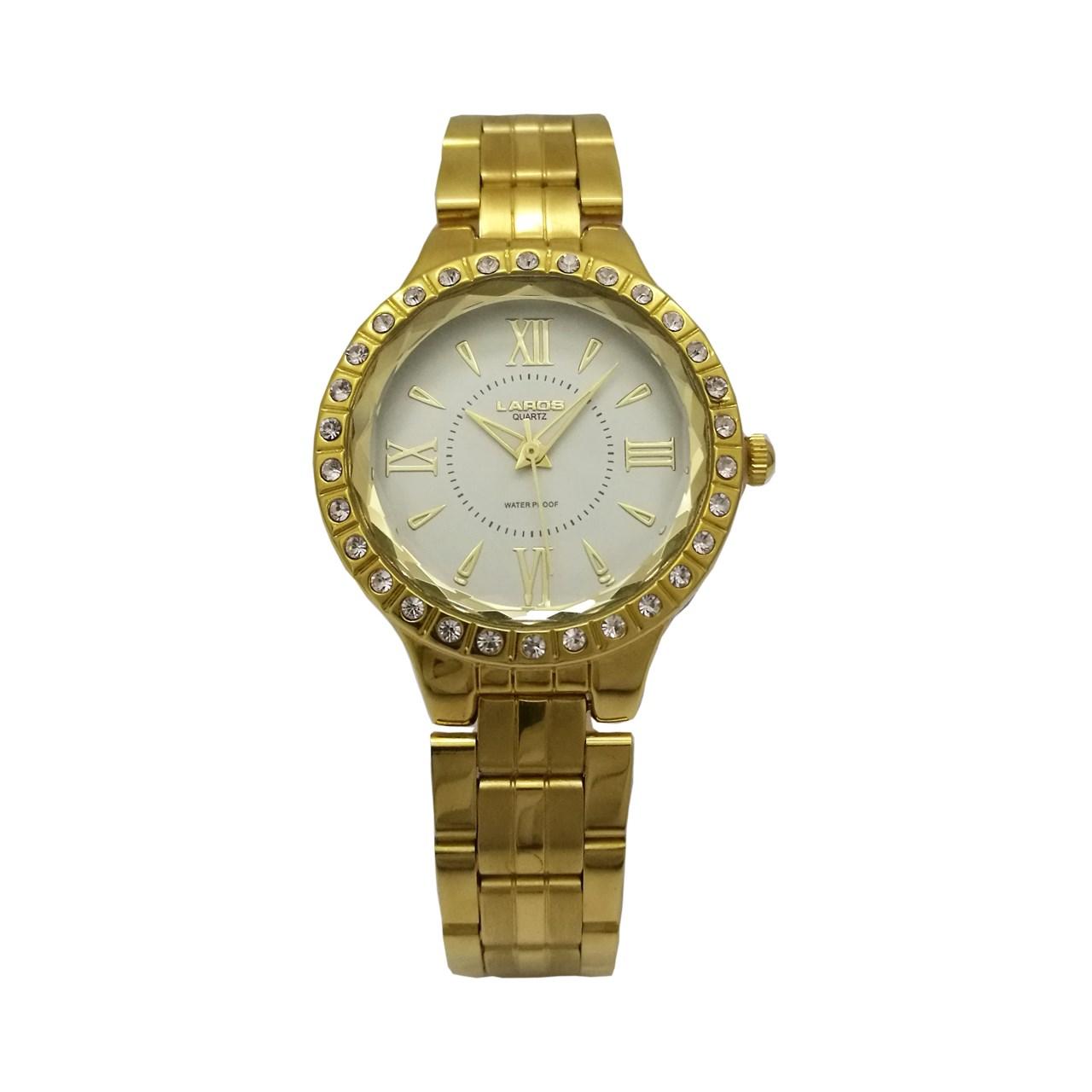 ساعت مچی عقربه ای زنانه لاروس مدل0517-79990