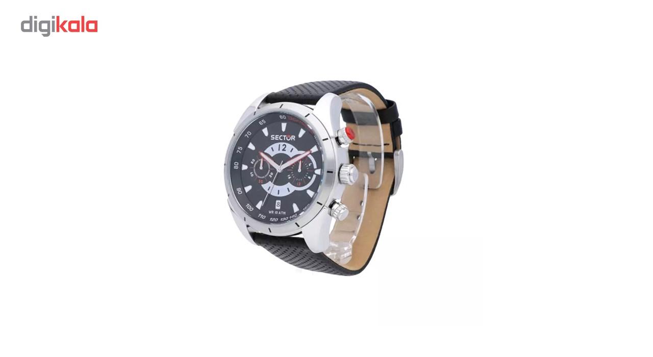 ساعت مچی عقربه ای  سکتور مدل 330-3271794002