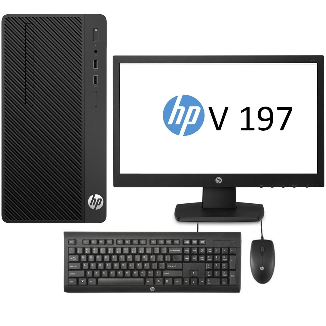 کامپیوتر کامل اچ پی مدل 290 G1 I