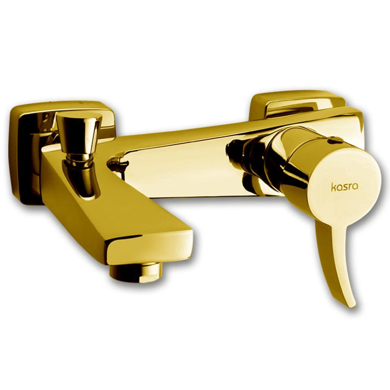 قیمت                                      شیر حمام کسری مدل فیروزه طلایی