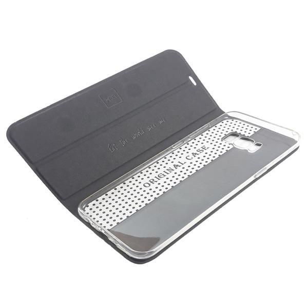 کیف کلاسوری  اچ دی دی مدل Open Face Protective Case مناسب برای گوشی موبایل سامسونگ گلکسی S8 Plus