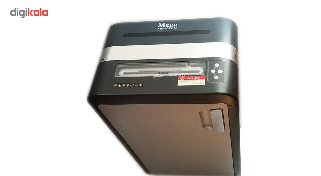 قیمت                      کاغذ خردکن مهر مدل MM-886