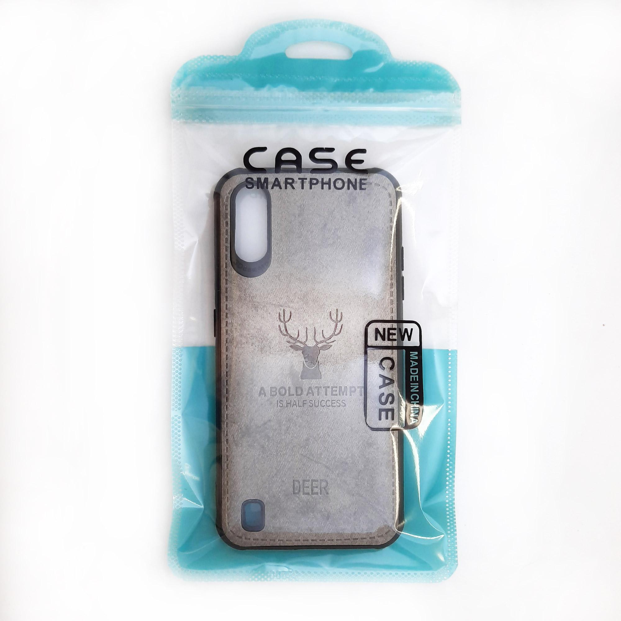 کاور مدل CO503 طرح گوزن مناسب برای گوشی موبایل سامسونگ Galaxy A01 main 1 11