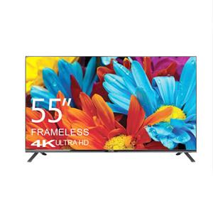 تلویزیون ال ای دی فوق هوشمند ام جی اس مدل G55UB7000W سایز 55 اینچ