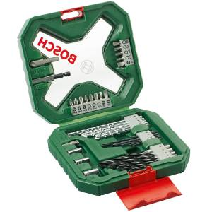 مجموعه 34 عددی ابزار سرمته بوش مدل 2607010608