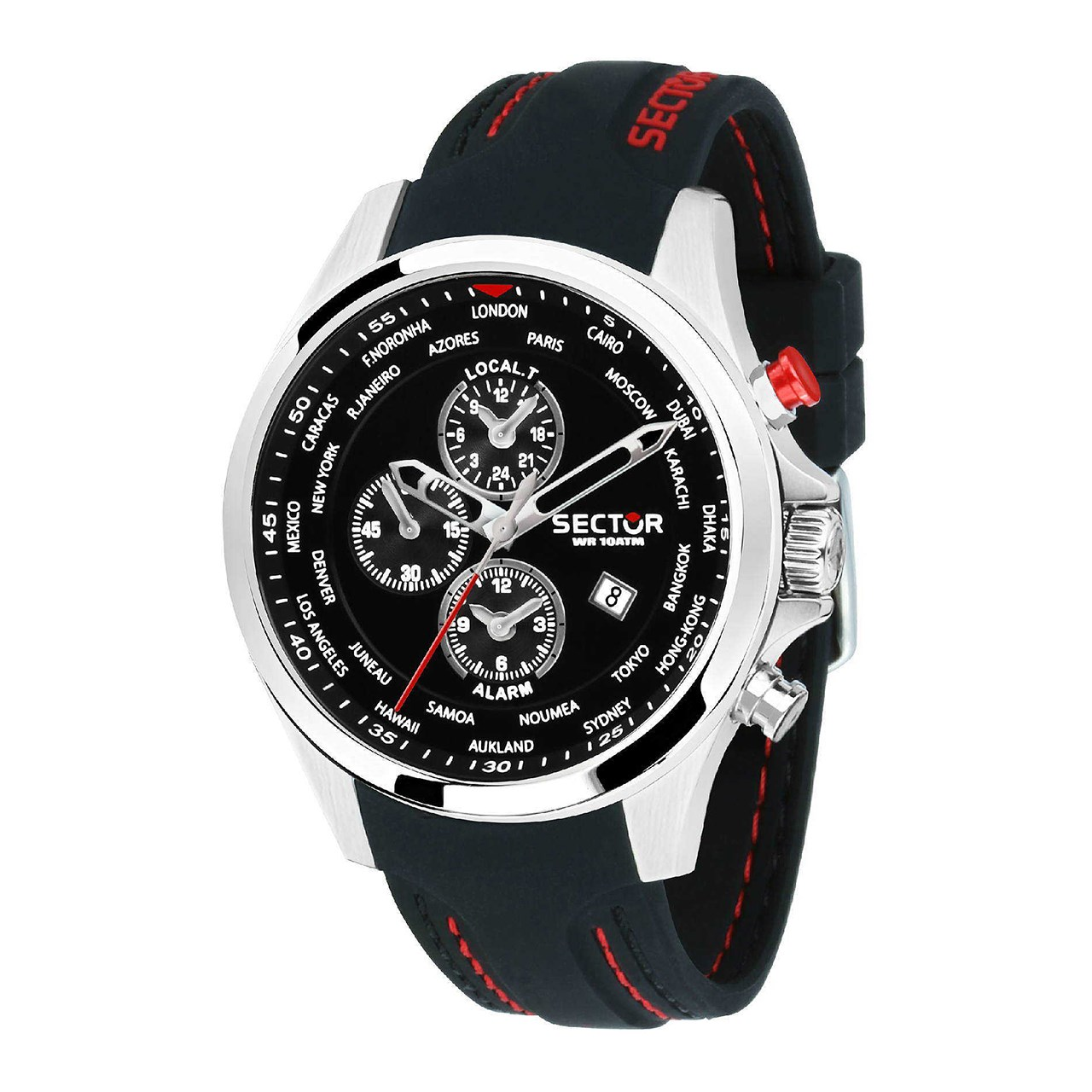 ساعت مچی عقربه ای مردانه  سکتور مدل 180-3251180022
