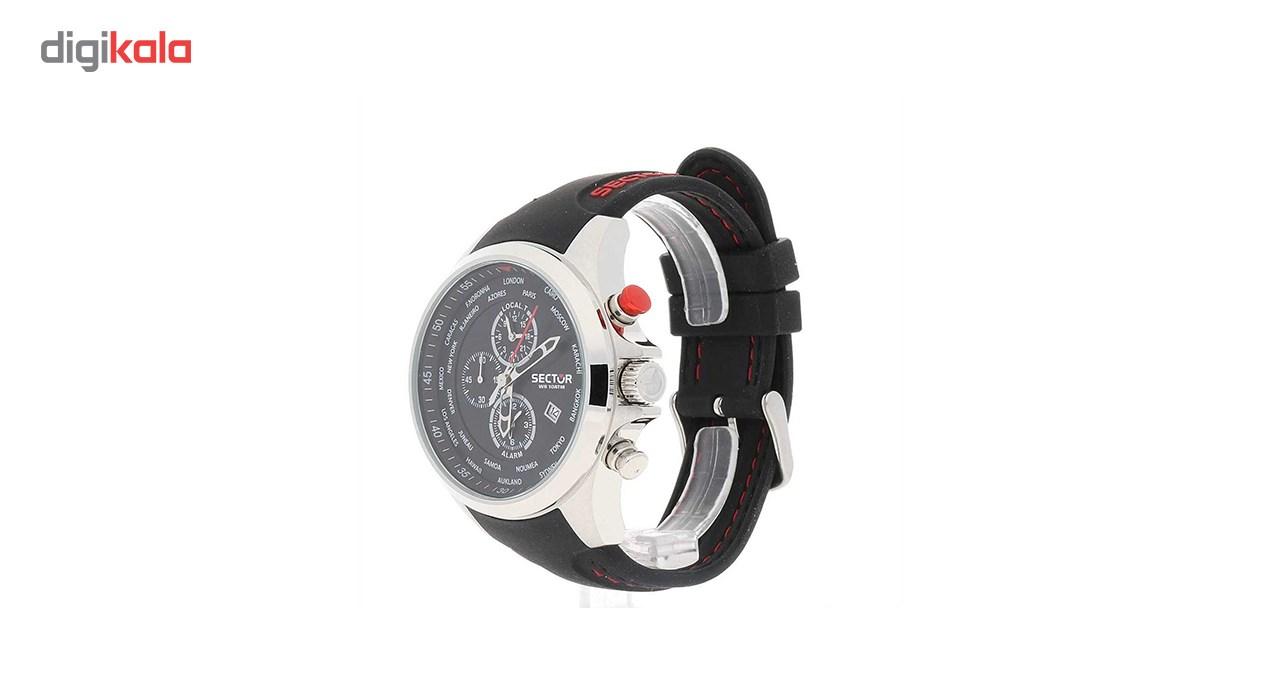 خرید ساعت مچی عقربه ای مردانه  سکتور مدل 180-3251180022