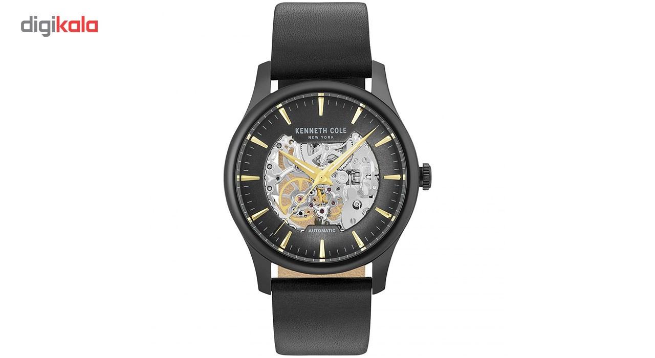 خرید ساعت مچی عقربه ای مردانه کنت کول مدل KC15110002