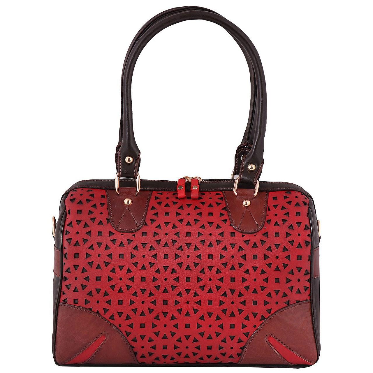 کیف دستی زنانه طرح مشبک کد 164081805