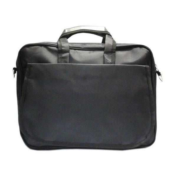 کیف اداری برزنتی چرم بلوط مدل em011