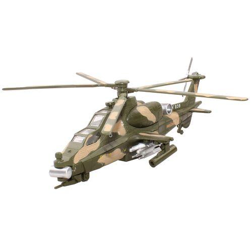اسباب بازی هلیکوپتر جنگی مدل Apachi