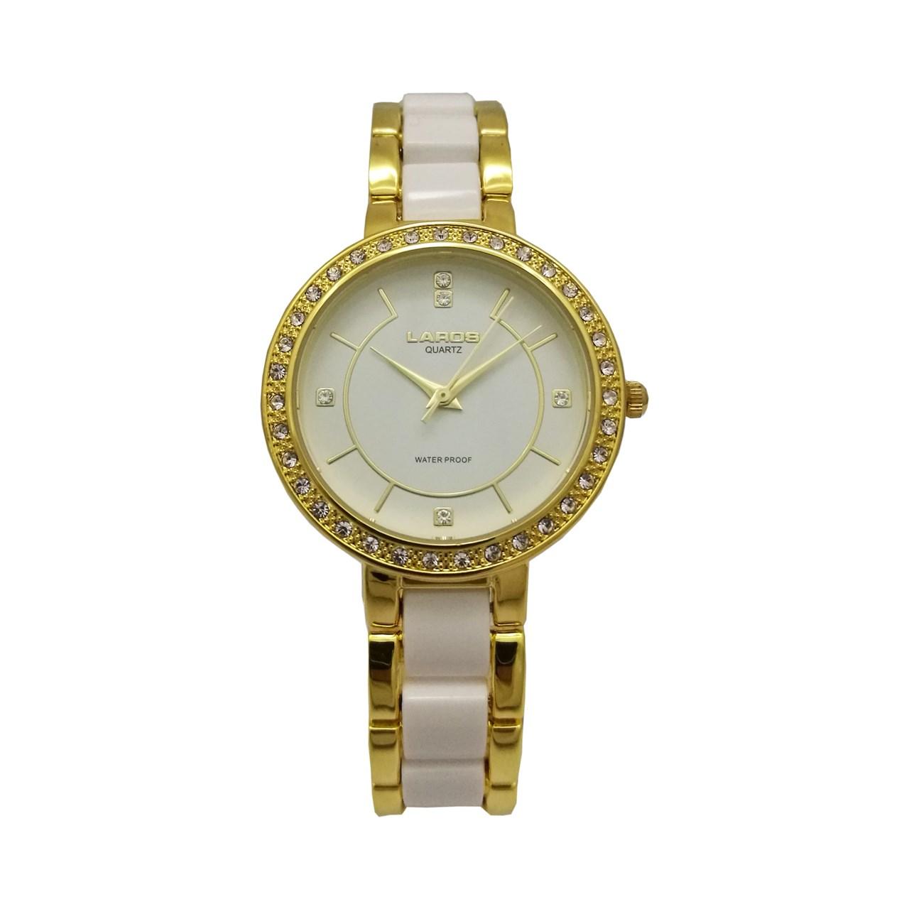 ساعت مچی عقربه ای زنانه لاروس مدل0517-79992